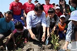 種樹愛地球 屏東河濱公園植樹護環境 | 中央社訊息平台