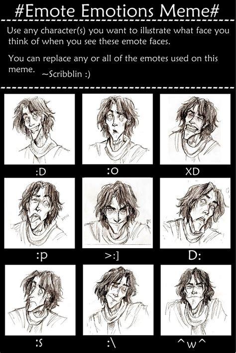 Emoticon Memes - jasper emoticon meme by muirin007 on deviantart