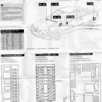Fuse Box Diagram On 1998 Mercedes E430 : mercedes c230 fuse box diagram best fuse box 1998 2005 ~ A.2002-acura-tl-radio.info Haus und Dekorationen