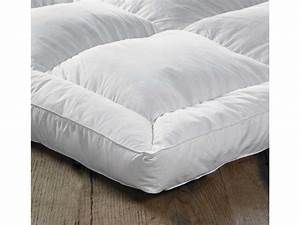 Euroquilt 7cm european duck feather and down mattress toppers for European feather bed