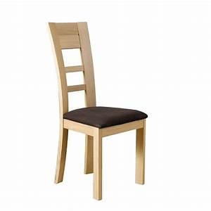 Chaise Contemporaine En Chne Massif 4 Pieds Tables