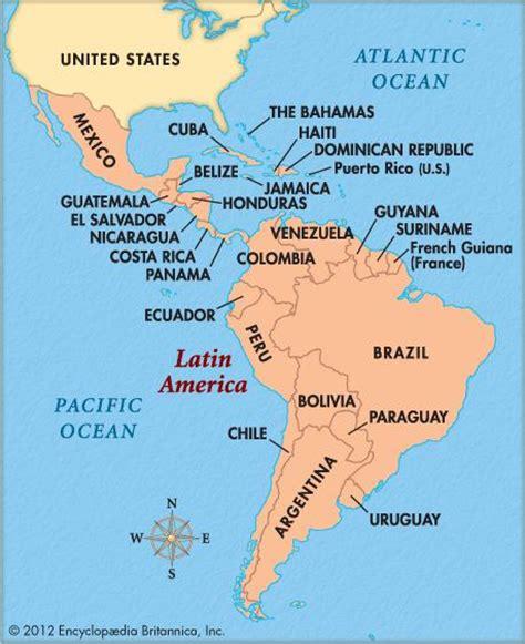 History Of Latin America Britannicacom