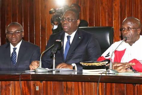 magistrats du si鑒e et du parquet des magistrats dénoncent des magouilles dans les nominations des reproches fusent à l endroit de macky
