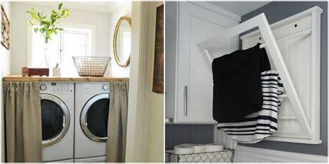 small laundry room organization ideas storage tips