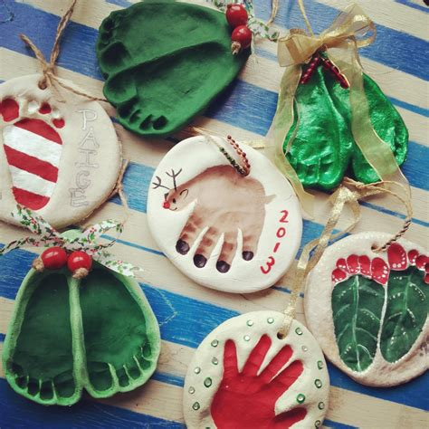 salt dough ornaments christmas crafts pinterest