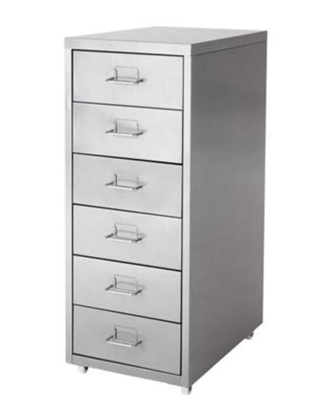 ikea metal drawers caisson bureau metal ikea