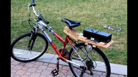 How To Make An Electric Bike
