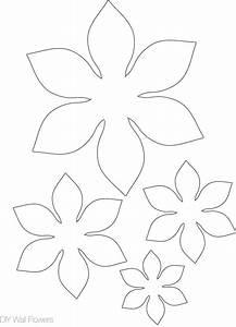 Blumen Basteln Vorlage : papierblumen basteln mit kindern sch ne ideen und bastelanleitungen ~ Frokenaadalensverden.com Haus und Dekorationen