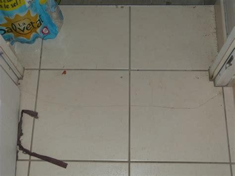 carrelage qui fissure sur plancher chauffant