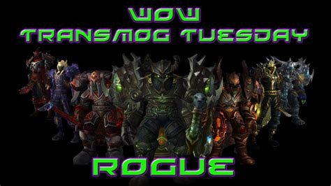 transmog wow druid monk shaman hunter warrior rogue warlock paladin mage tuesday qa