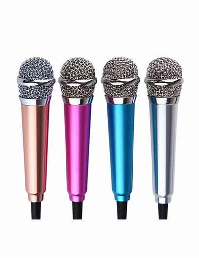 Mikrofon Karaoke Microphone Telefonu Mic 5mm Wired