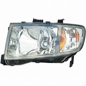 Honda Ridgeline Headlight Assembly Parts  View Online Part