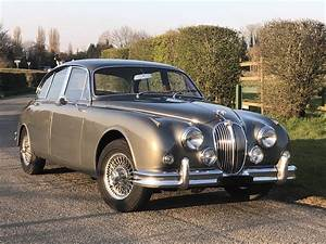 1963 Jaguar Mk Ii 3 4 Manual With Overdrive For Sale