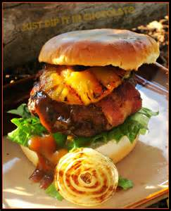 Hawaiian Hamburgers Recipe