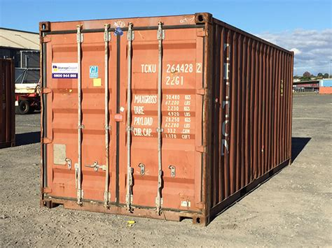 Used Shipping Containers For Sale  Storage Depot