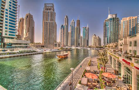 4 Dubai Marina Hd Wallpapers
