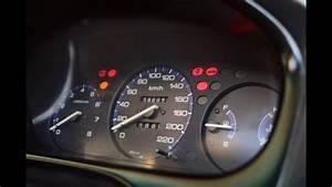 Honda Civic Speedometer Replacement 96-2000