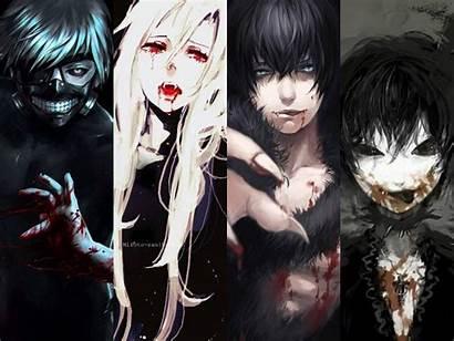 Ghoul Tokyo Blood Demon Re Vampires Vampire