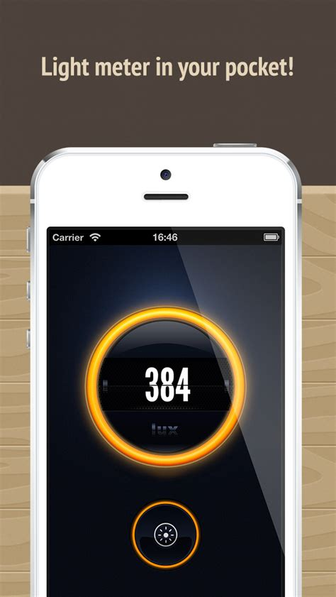 light meter app iphone app shopper light meter measurement tool for