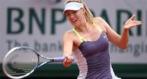 Australian Open: Flustered Sharapova survives scare as ...