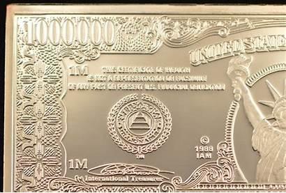 Million Dollars Fine 2000 Liberty Statue Oz