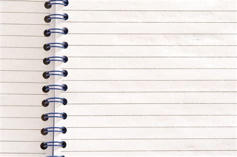 spiral bound writing pad  backgrounds  textures