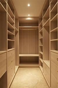 Plan Dressing En U : dressing sur mesure pour une villa menuiserie rafflin ~ Melissatoandfro.com Idées de Décoration