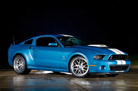 2013 Shelby Gt500 Cobra Unveiled As Tribute To Carroll