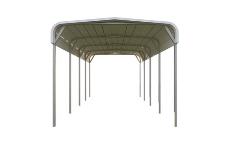 12x24 Carport by 12x24 Carport Package Small Carport For 2 Cars General