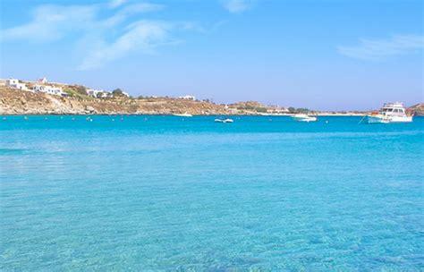 Cycladia Swim Ornos Beach
