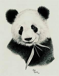 Panda Drawings Images & Pictures - Becuo | pandas ...