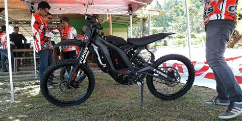 Modification Viar E Cross perkiraan bandrol harga motor trail elektrik viar e cross