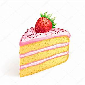 Strawberry Cake Clipart – 101 Clip Art