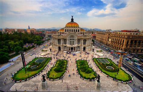 mexico city mexico tourist destinations