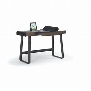 Schreibtisch Nussbaum Schwarz : kleiner schreibtisch schwarz ~ Yasmunasinghe.com Haus und Dekorationen