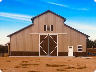 horse barn kits horse barns  apb pole barns
