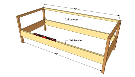 woodworking plans wooden couch plans  plans