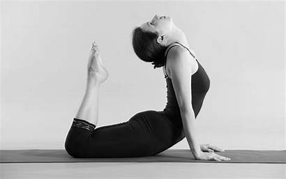 Yoga Pants Wallpapers Monochrome Exercising Fitness Clothes