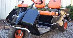 Harley Davidson Golf Cart Repair