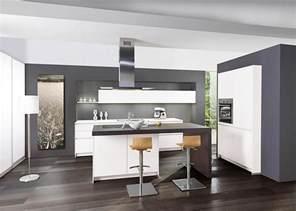 kuechen mit kochinsel kubsen moderne küchen mit kochinsel