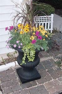 Annual, Urn, Planter