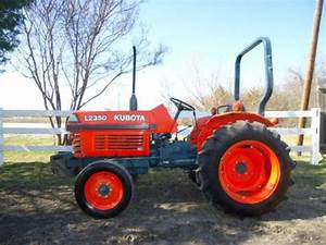 Kubota L2350 L2650 L2950 L3450 L3650 Gst Tractor Workshop
