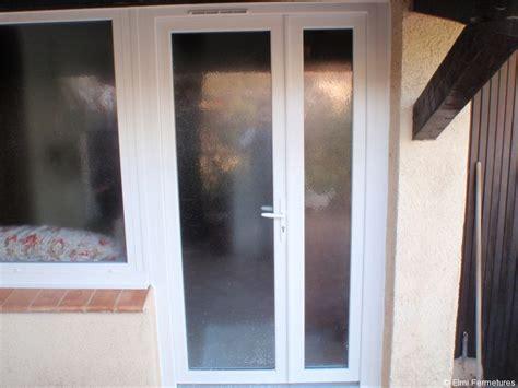 porte fenetre pvc  vantaux dormant mm finestral