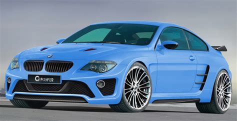 Gpower Hurricane Cs Is World's Fastest Bmw Coupe With