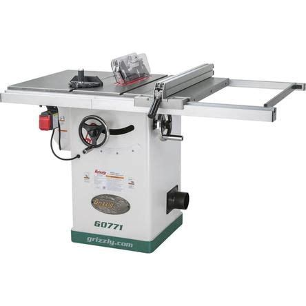 Grizzly 1023 Cabinet Saw by Grizzly 10 Hybrid Table Saw Model G0771 By Rocky65