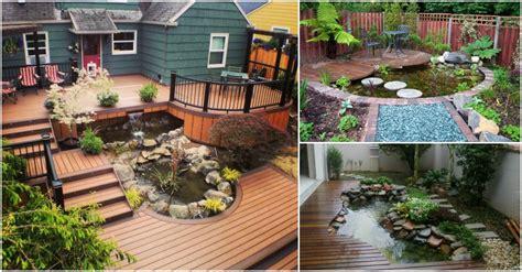 enchanting deck ponds    today