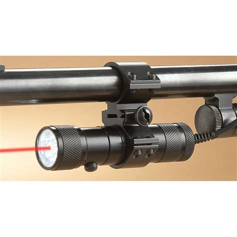 ssi defender 12 gauge shotgun laser light combo 179662