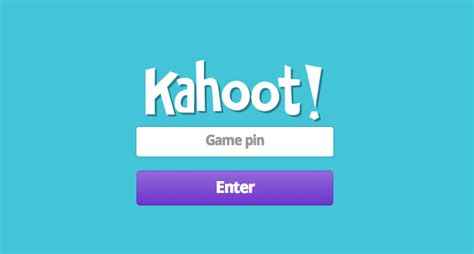 What's The Big Kahoot?