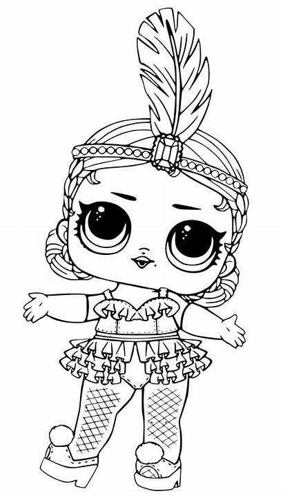 Lol Doll Coloring Lesson Printables Easy Drawing