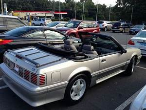 Find Used 1990 Mustang Gt Convertible All Original In